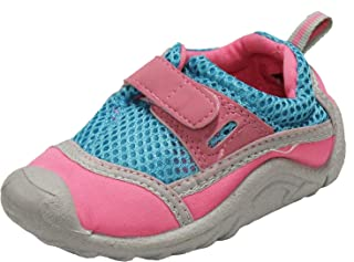 Sun Smarties Young Adult Swim Shoes with Anti Microbial Insoles