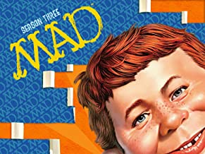 MAD: The Complete Third Season