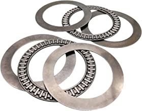 2pcs AXK6590 Thrust Needle Roller Bearing with Two Washers 65 x 90 x 3mm