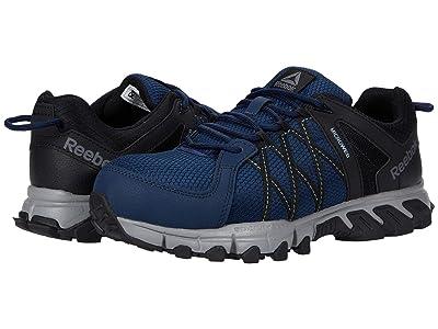 Reebok Work Trailgrip Work Alloy Toe EH (Navy/Black/Grey) Men