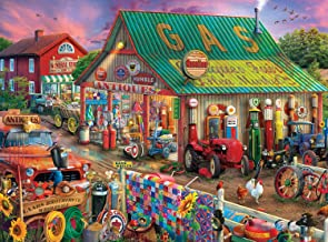 Buffalo Games - Country Life Collection - Antique Market - 1000 Piece Jigsaw Puzzle