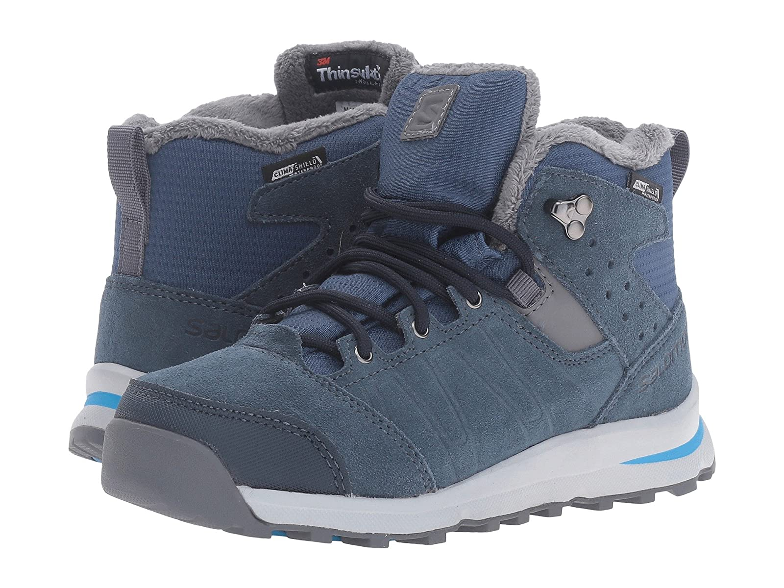 Salomon Kids Utility TS CSWP (Little Kid/Big Kid)Cheap and distinctive eye-catching shoes