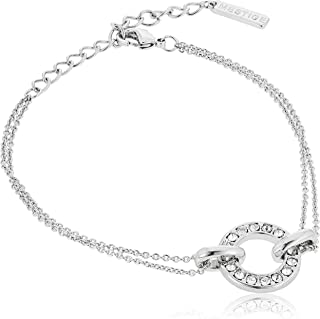 MESTIGE Women Crystal Lorelei Bracelet with Swarovski Crystals