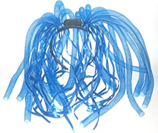 The Electric Mammoth Light Up LED Flashing Party Noodles Headband (Blue)