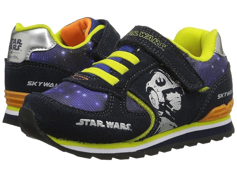 Stride Rite Star Warstm Retro Skywalker (Toddler) (Navy) Boys Shoes