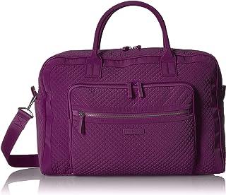 Vera Bradley womens Iconic Weekender Travel Bag, Microfiber