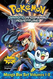 Pokémon Diamond and Pearl Adventure! Box Set