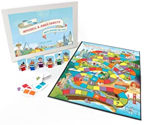 Personalized Board Game for Family Game Night