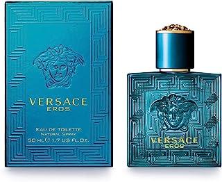 Versace Eros Eau De Toilette Spray for Men, 1.4 Fl Oz