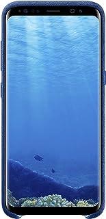 Samsung Galaxy S8 Alcantara Cover - Blue, EF-XG950 (EF-XG950ALEG)