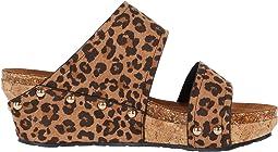 Tan/Leopard