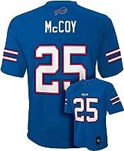 LeSean Mccoy Buffalo Bills Blue #25 Youth Home Mid Tier Jersey