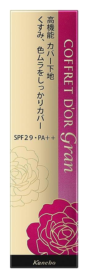 写真嬉しいですコフレドール グラン 化粧下地 カバーフィットベースUV SPF29/PA++ 25g