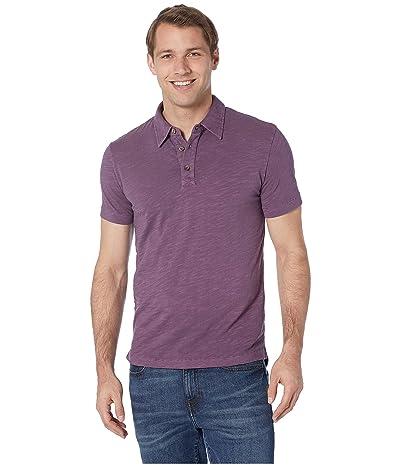 Mod-o-doc Zuma Short Sleeve Polo (Purple) Men