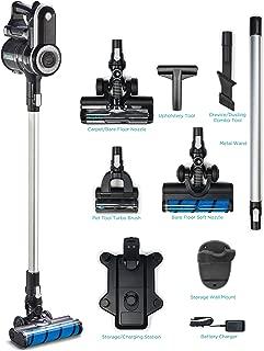 Simplicity S65 Cordless Stick Vacuum Cleaner Bagless Lightweight | Hardwood Floor