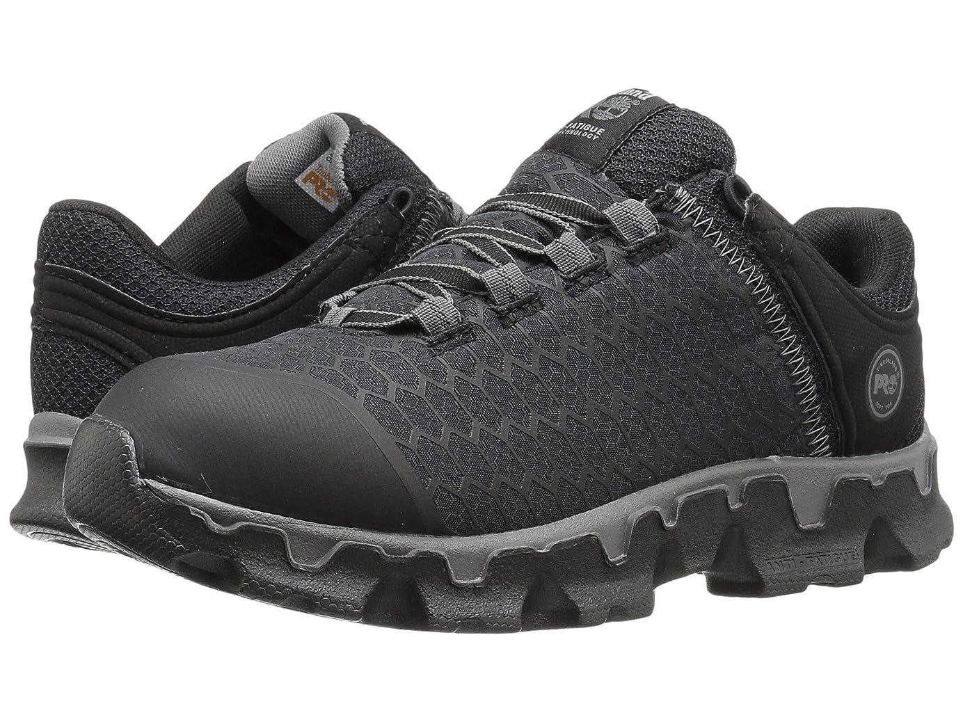オープナーのみメディック[ティンバーランド] レディースウォーキングシューズ?カジュアルスニーカー?靴 Powertrain Sport Soft Toe SD+ Black Synthetic 10 (27cm) B - Medium [並行輸入品]