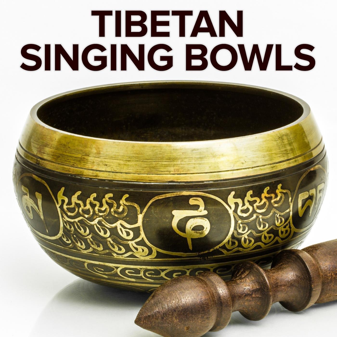 Tibetan Singing Bowls Crystal