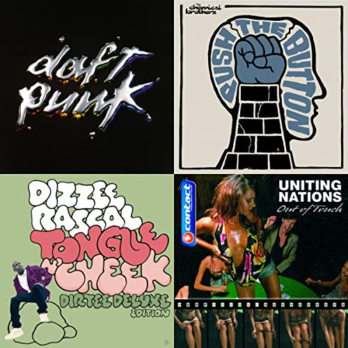 1e8566601e9 00s Dance Anthems by Mason, Dizzee Rascal, Calvin Harris, Lasgo, The ...