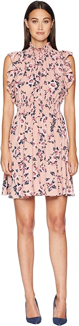 Out West Prairie Rose Flutter Dress