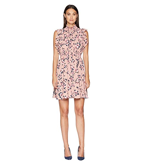 Kate Spade New York Out West Prairie Rose Flutter Dress