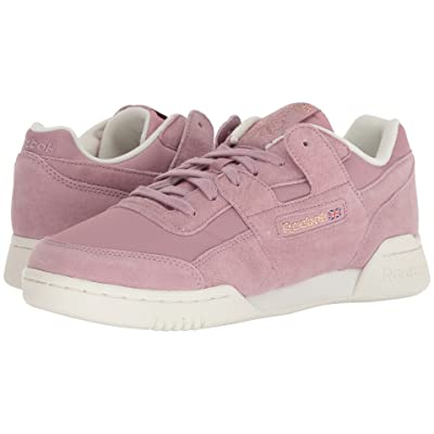 Reebok Lifestyle Workout Lo Plus (Infused Lilac/Chalk/Rose Gold) Women