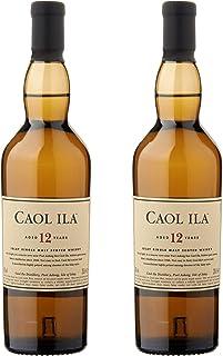 Caol Ila 12 Years/Jahre, 2er, Single Malt, Whisky, Scotch, Alkohol, Alokoholgetränk, Flasche, 43%, 200 ml, 647650