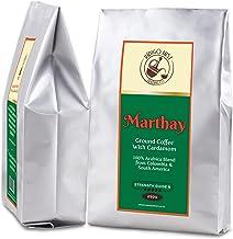 Marthay Café Molido Gourmet Con Cardamomo 250g - 100% Árabe