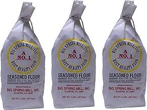 Best big spring mill seasoned flour recipes Reviews
