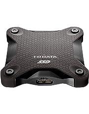 I-O DATA ポータブルSSD 480GB 耐衝撃 軽量 PS4/PS4 Pro/Mac対応 USB3.1(Gen1) SSPH-UT480K/E