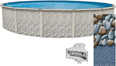 Best rock island above ground pool liner Reviews