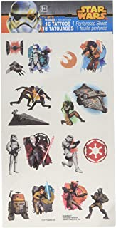 Star Wars Rebels™ Tattoos, Party Favor