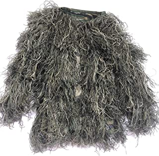 Didaoffle Ghillie Suit Camo Suit Woodland and Forest Design Military Leaf Hunting and Shooting Accessories Camouflage