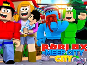 Clip: Roblox Meepcity City with Little Kelly