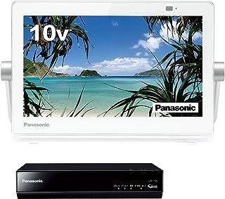 パナソニック 10V型 液晶 テレビ プライベート・ビエラ UN-10T8-W 2018年モデル
