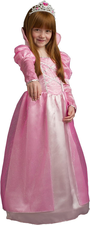 Disguise Prinzessin Victoria Kostüm mit Tiara für Kinder (8–10 Jahre) B00A17OVT8 Großhandel | Zart