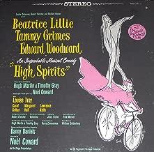 high spirits original broadway cast