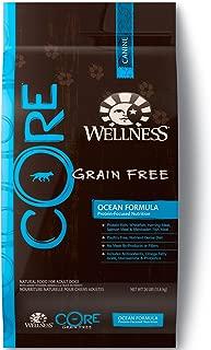 Wellness Core Natural Grain Free Dry Dog Food Ocean Whitefish, Herring & Salmon