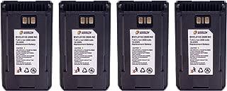 4 Pack Bommeow BVCL0134-2600-D Replacement Battery for Yaesu Vertex Standard VX-261 VX-264 VX-451 EVX-531 EVX-534