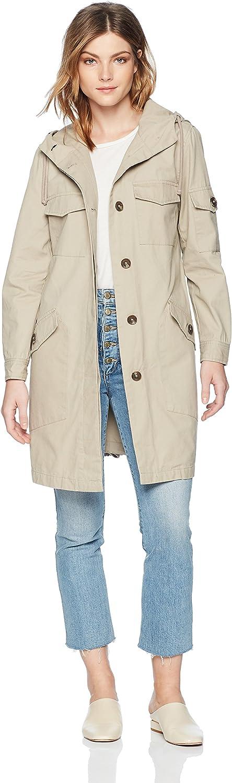 BB Dakota Womens Noah Rain Coat Anorak