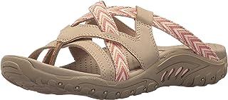 Skechers Reggae - Soundproof - Thong Slide Multi-strap Sandal womens Sandal