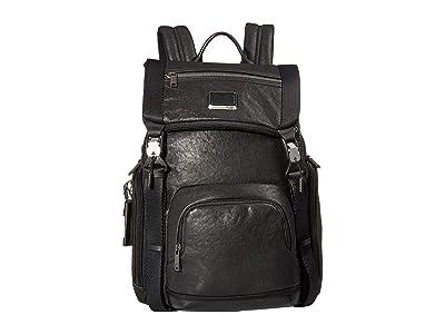 Tumi Alpha Bravo Lark Backpack (Black 2) Backpack Bags