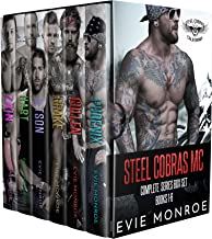 Steel Cobras Complete Box Set: Books 1-6