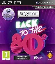 Sony SingStar Back to the 80s Básico PlayStation 3 Inglés vídeo - Juego (PlayStation 3, Música, Modo multijugador, T (Teen))