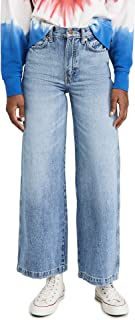 Wrangler Women's Worldwide Wide Leg Long Jeans