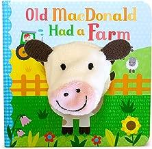 Old Macdonald Had a Farm (Finger Puppet Book)