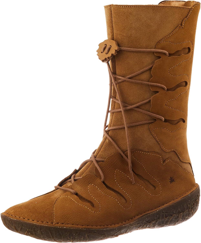 El Naturalista Women's Classic Mid Calf Boot