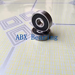 Ochoos 638-2RS 638RS 638 deep Groove Ball Bearing 8x28x9mm Miniature Bearing