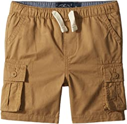 Pull-On Cargo Woven Shorts (Toddler)