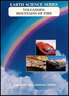 Volcanoes: Mountains of Fire (VHS Video/Teacher's Guide/Cloze Evaluation Questions) [Earth Science Series] Grades 4-8