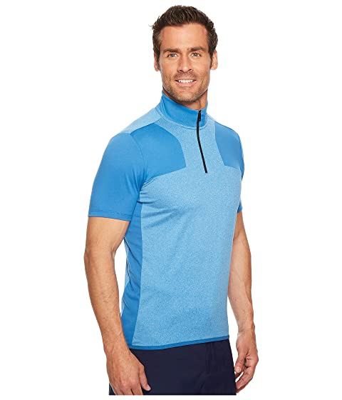 Zip Block Color PE360 Ellis Active Polo Perry nxIXqg6WZ